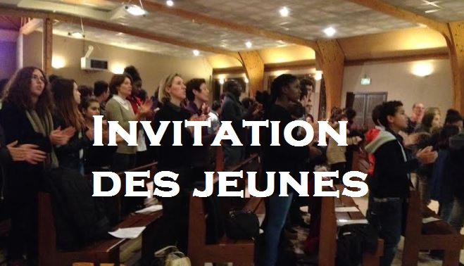 Messe de témoignage le 1er décembre 2019