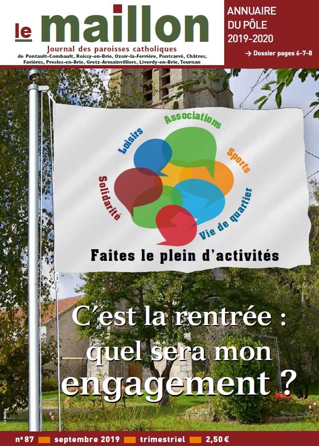 Le Maillon 87 Septembre 2019