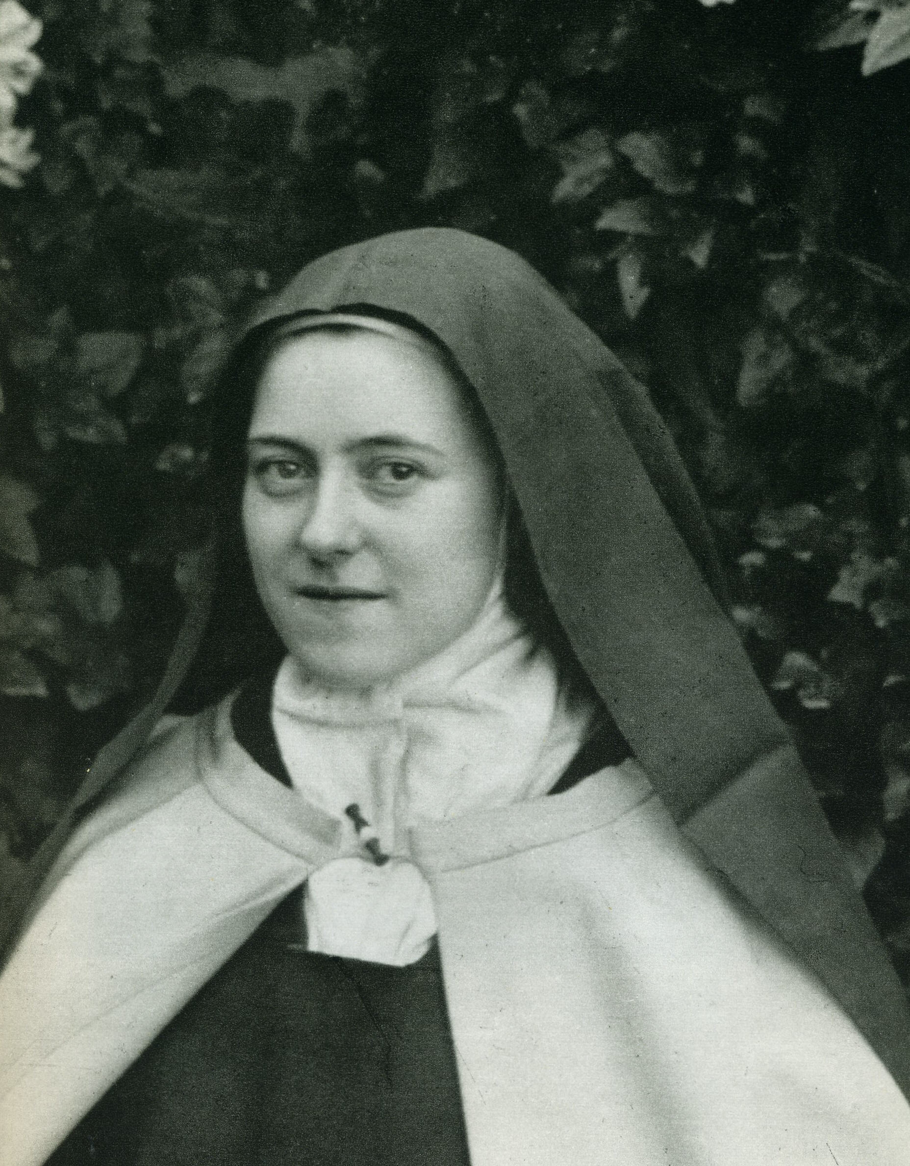 society of the little flower st therese of lisieux
