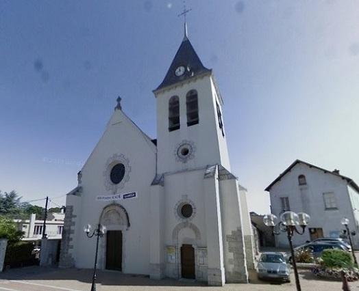 Eglise Saint Pierre à Ozoir-la-Ferrière 77330