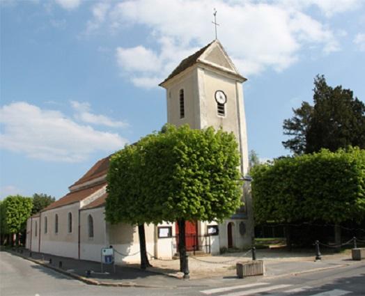 Eglise Saint Roch à Pontcarré 77135