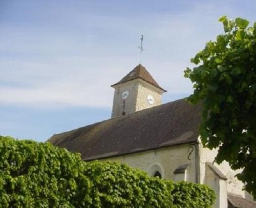 Eglise Saint Germain à Roissy-en-Brie 77680
