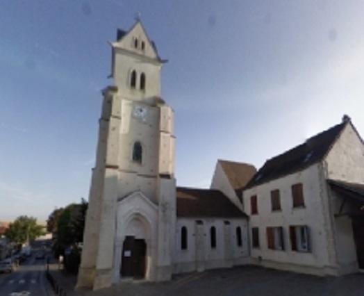 Eglise Saint-Denis à Pontault-Combault 77340