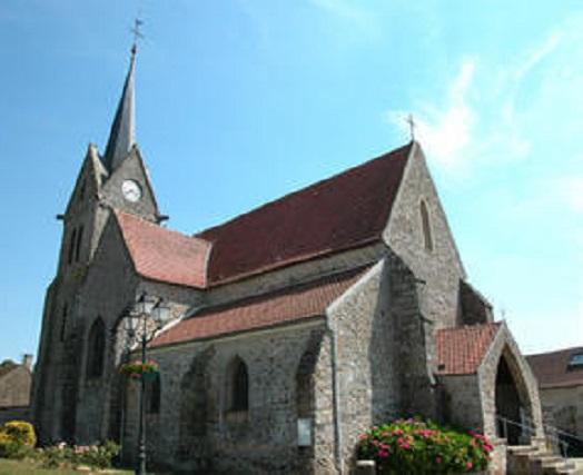 Eglise Saint-Antonin à Châtres-En-Brie 77610