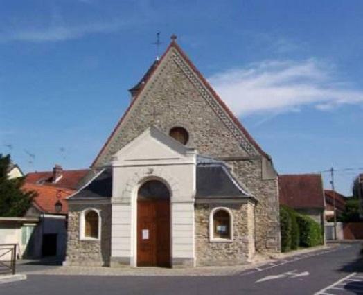 Eglise Saint Jean-Baptiste à Gretz-Armainvilliers 77220