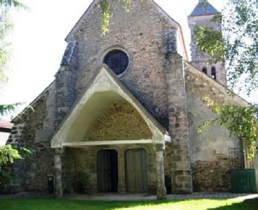 Eglise Saint Etienne -  77220 Liverdy-En-Brie