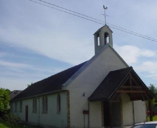 Eglise Saint Côme et Saint Damien à Pontault-Combault 77340
