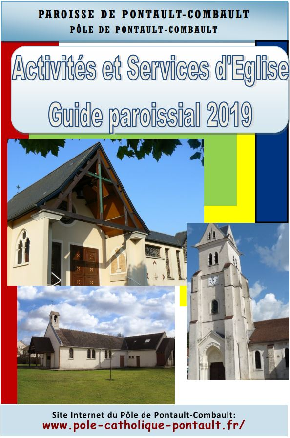 Guide paroissial 2019