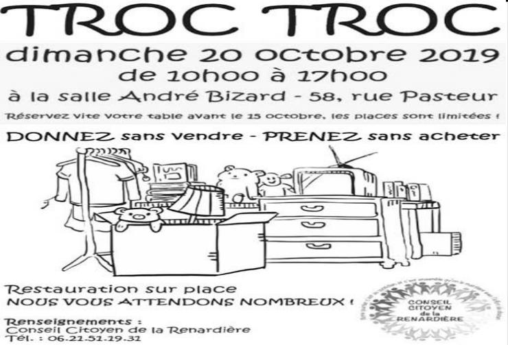 Troc Troc à Roissy